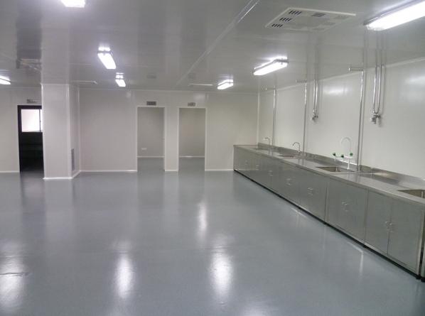 新产业诊断试剂洁净厂房