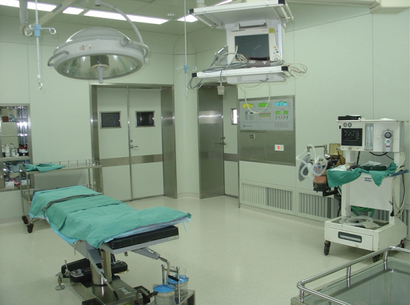番禺妇幼保健医院手术室